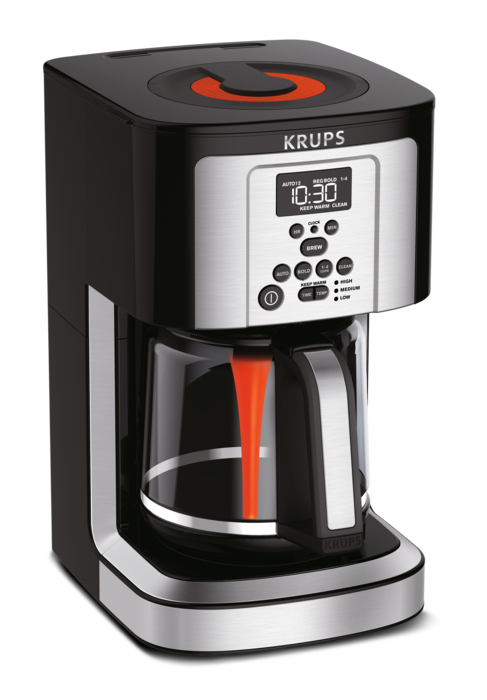 Krups Ec324 14 Cup Thermobrew, Krups Glass Coffee Pot Replacement