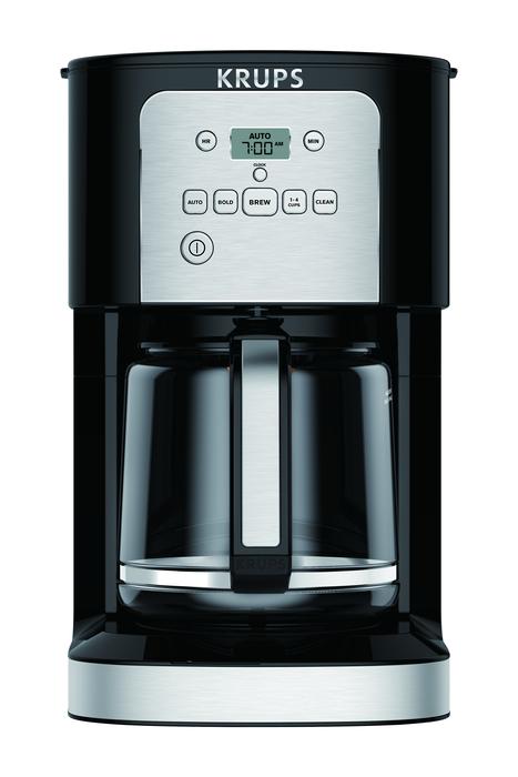 Krups Krups Ec321 12 Cup Thermobrew Programmable Coffee Maker Ec321050