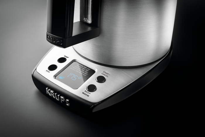 Krups SAVOY 1.7 L Programmable Kettle BW314050