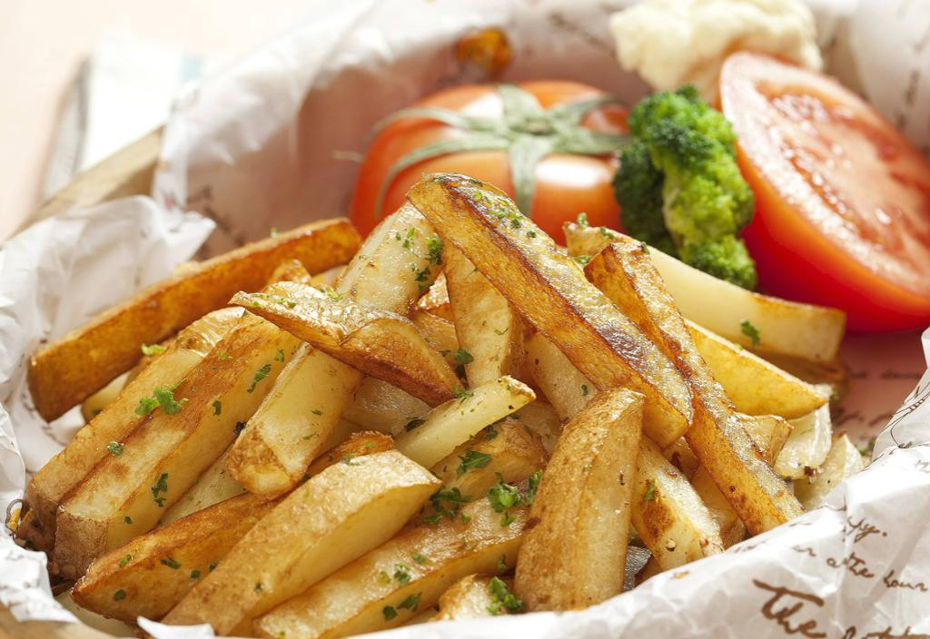 Homemade French Fries Recipe Krups