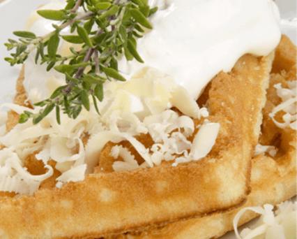 Classic Belgian Waffles Recipe - Krups