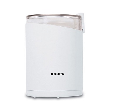 krups coffee grinder instructions