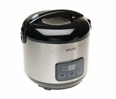 Krups Electronic Comfort Fdh212 User Manuals