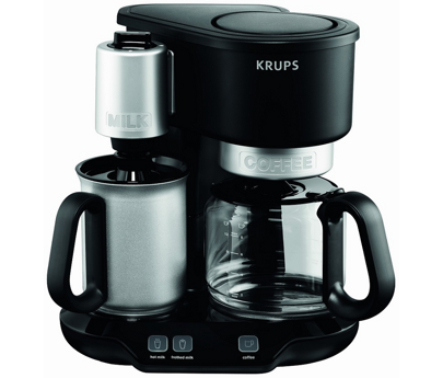 Krups - CAFE & LATTE - KM310850 - User Manuals