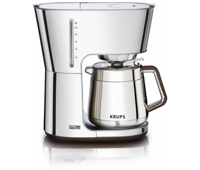 Dual Filter Coffee Maker : Krups : accessories and spare parts for SILVER ART KT600E50