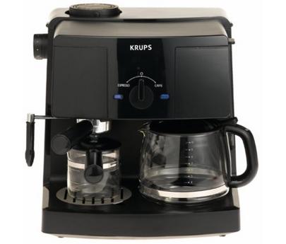 Krups Coffee Maker Repair Manual : Krups - COMBI STEAM - XP1500US - User Manuals